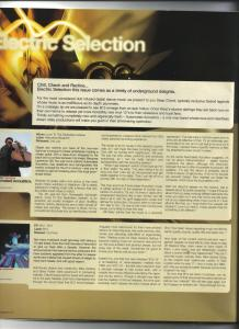 "Clash Magazine review of the album ""Love To The Dedicated Listener"" by Automated Acoustics. ALTBLUE004  Alternative Blueprint Records"