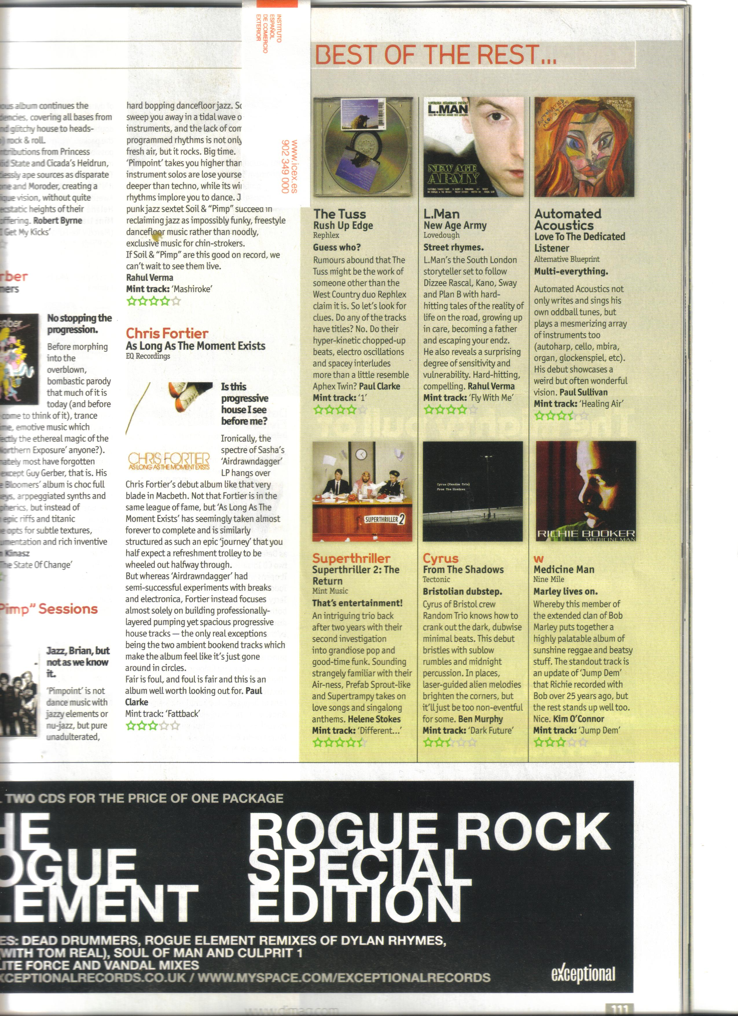 Reviews for love to the dedicated listener album automated acoustics dj mag review review of the album love to the dedicated listener by automated malvernweather Gallery