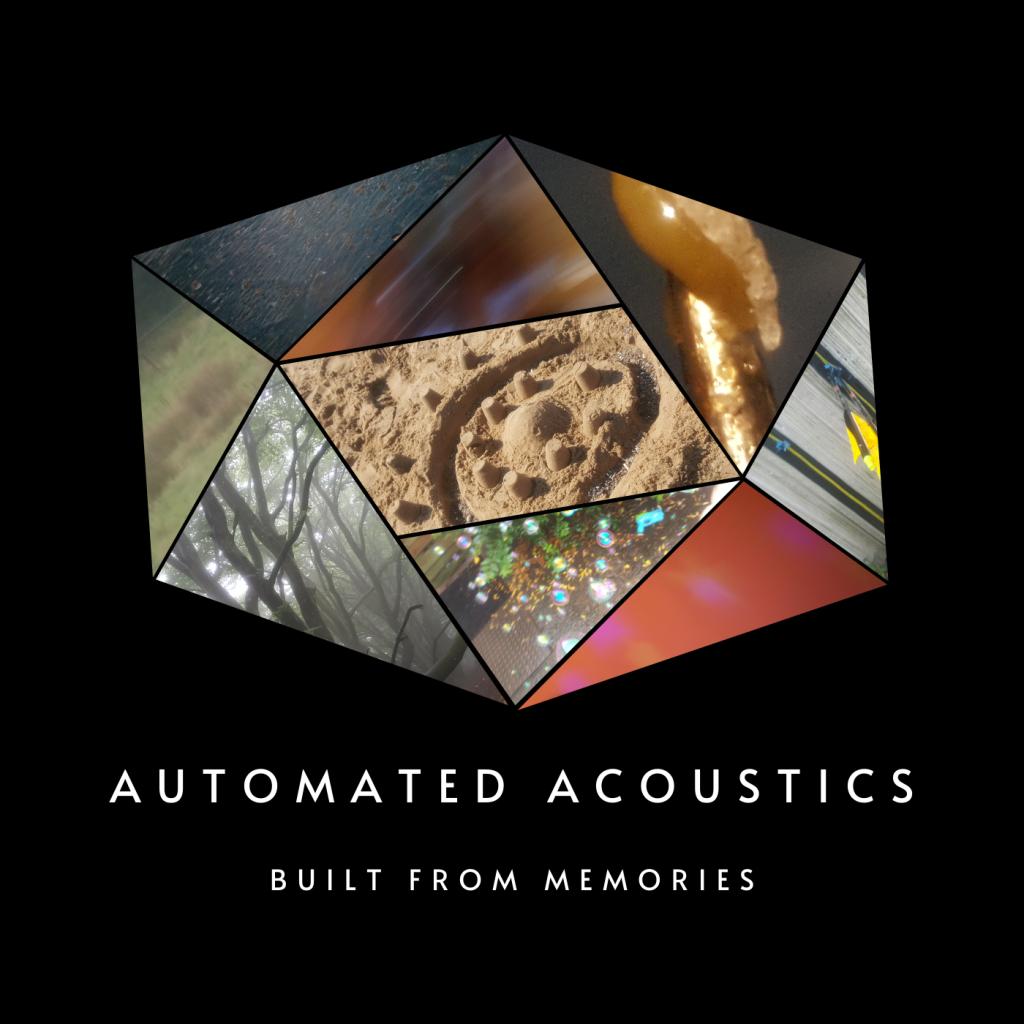 Built From Memories - Automatd Acoustics - album cover